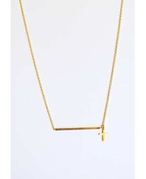 Złoty naszyjnik